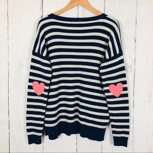 Wallace | Madewell Striped Waffle Knit Thermal L